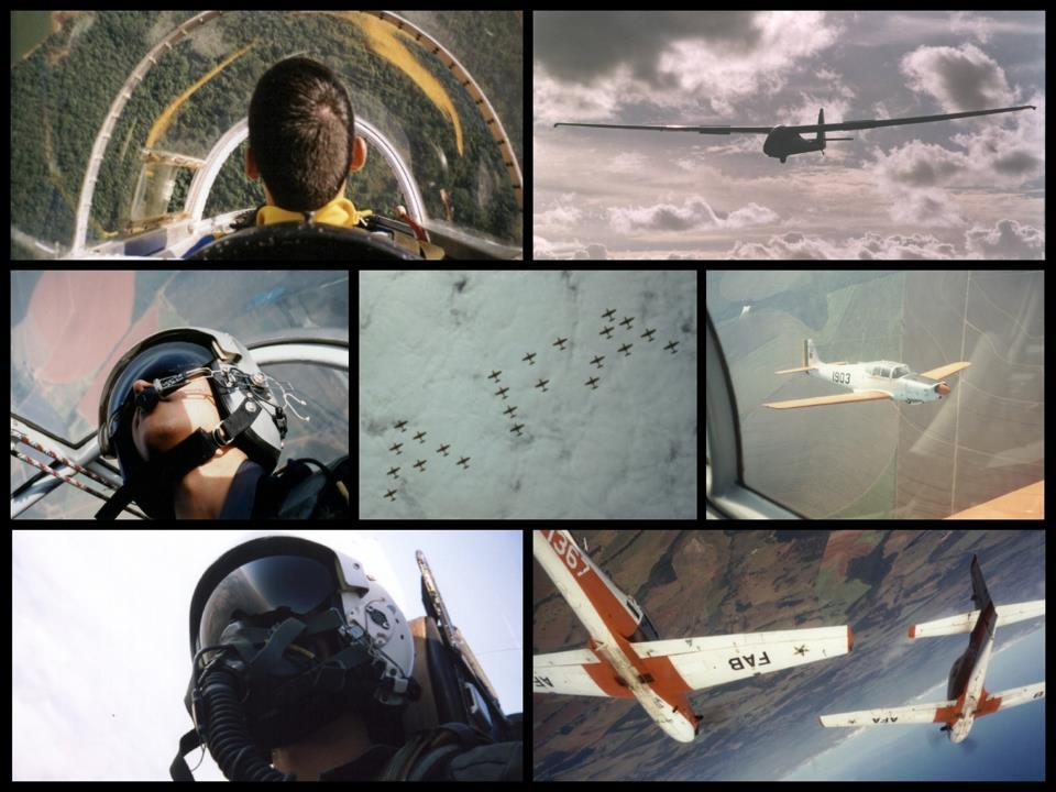 0c3030c63 O Curso é caracterizado pela instrução de vôo, com o objetivo de preparar o  Cadete Aviador à pilotagem militar. Essa instrução aérea segue um programa  de ...