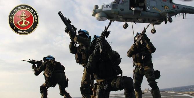 MARMERCANTE - Corpo de Fuzileiros Navais - CFN
