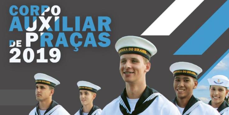 Corpo Auxiliar de Praças da Marinha